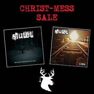 Christ-Mess Sale – SLUTET 2x LP
