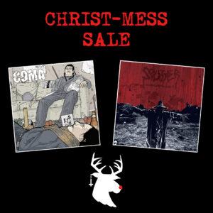 Christ-Mess Sale – COMA + SPLITTER – LP