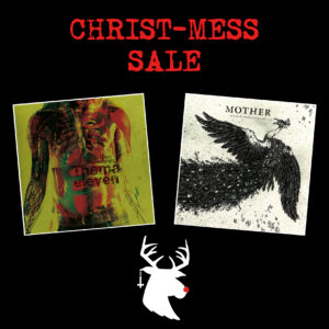 Christ-Mess Sale – THEMA ELEVEN + MOTHER – LP