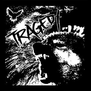 TRAGEDY – wolf – patch