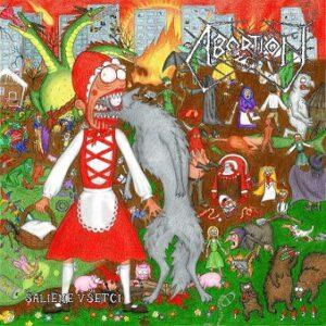 ABORTION / ČAD – split LP