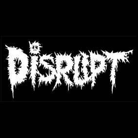 DISRUPT – logo – patch