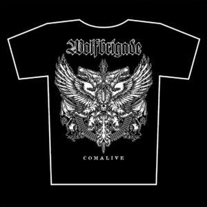 WOLFBRIGADE – Comalive – t-shirt