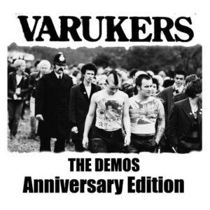 VARUKERS – The Demos Anniversary Edition – CD