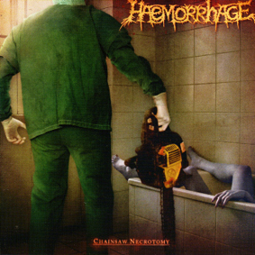 HAEMORRHAGE / DEAD- split CD