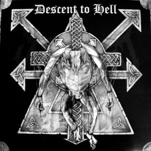 DESCENT TO HELL – Our Cross to Bear – LP