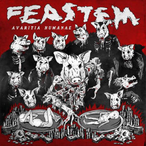 FEASTEM – Avaritia Humanae – CD