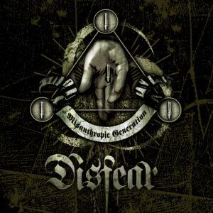 DISFEAR – Misanthropic Generation – LP
