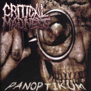 CRITICAL MADNESS – Panoptikum – CD