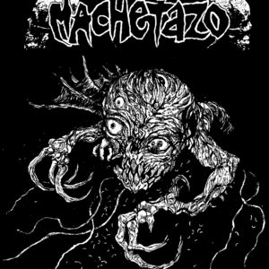 MACHETAZO – s/t – backpatch