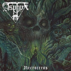 ASPHYX – Necroceros – LP