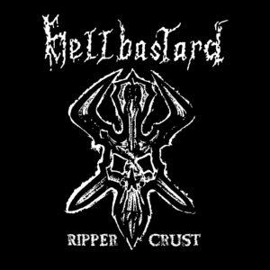 HELLBASTARD – Ripper Crust – backpatch