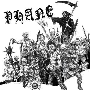 PHANE – s/t – LP