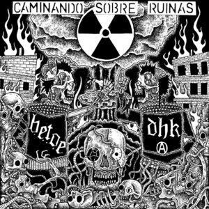 D.H.K. / B.E.T.O.E. – split EP
