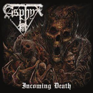ASPHYX – Incoming Death – LP