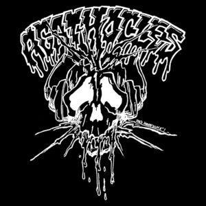AGATHOCLES – skull logo – patch