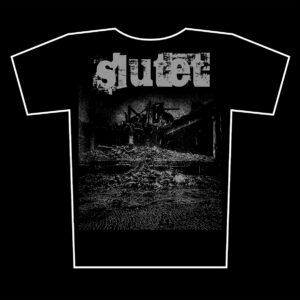 SLUTET – labil – t-shirt