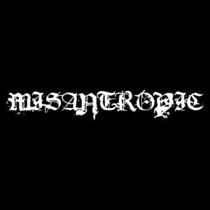 MISANTROPIC – logo – patch