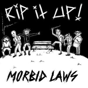 RIP IT UP! – Morbid Laws – LP