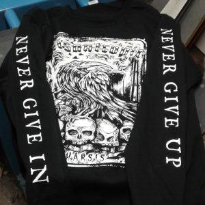 MISANTROPIC – Catharsis Raven – tričko dlouhý rukáv