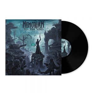 MEMORIAM – To The End – LP