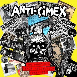 ANTI CIMEX – The Complete Demos Collection 1982/1983 – LP