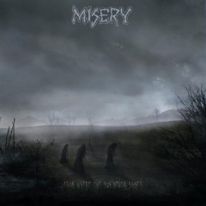 MISERY – From Where The Sun Never Shines – 2LP