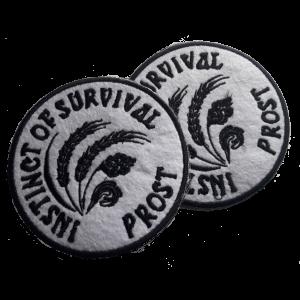 INSTINCT OF SURVIVAL – Prost – vyšívaná nášivka