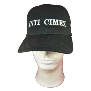 ANTI CIMEX – logo – regular