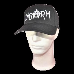 DISARM – embroidered logo – flexfit