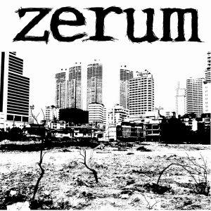 ZERUM – s/t – LP