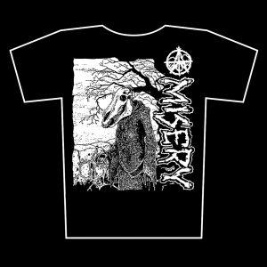 MISERY – Pagan – tričko
