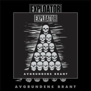 EXPLOATÖR – Avgrundens Brant – LP (2021 repress)