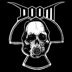 DOOM – Doomed Again – zádová nášivka