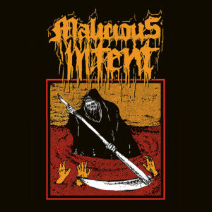 MALICIOUS INTENT – Under the Shine of the Ripping Sickle – LP